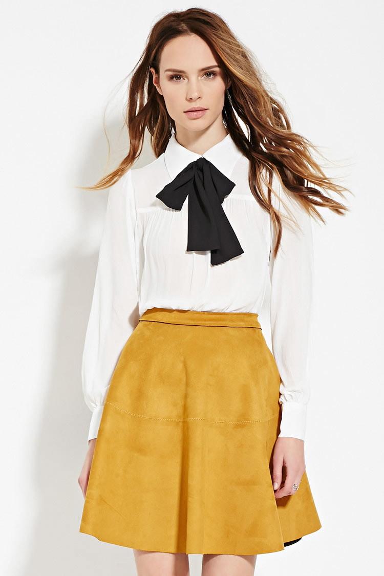 Black And White Checkered Shirt Women