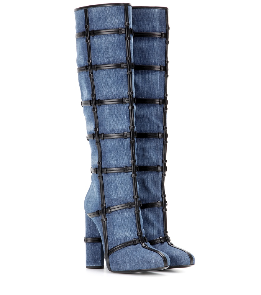 Tom Ford Ponyhair Patchwork Boots classic for sale clearance professional Q5mijXu00g