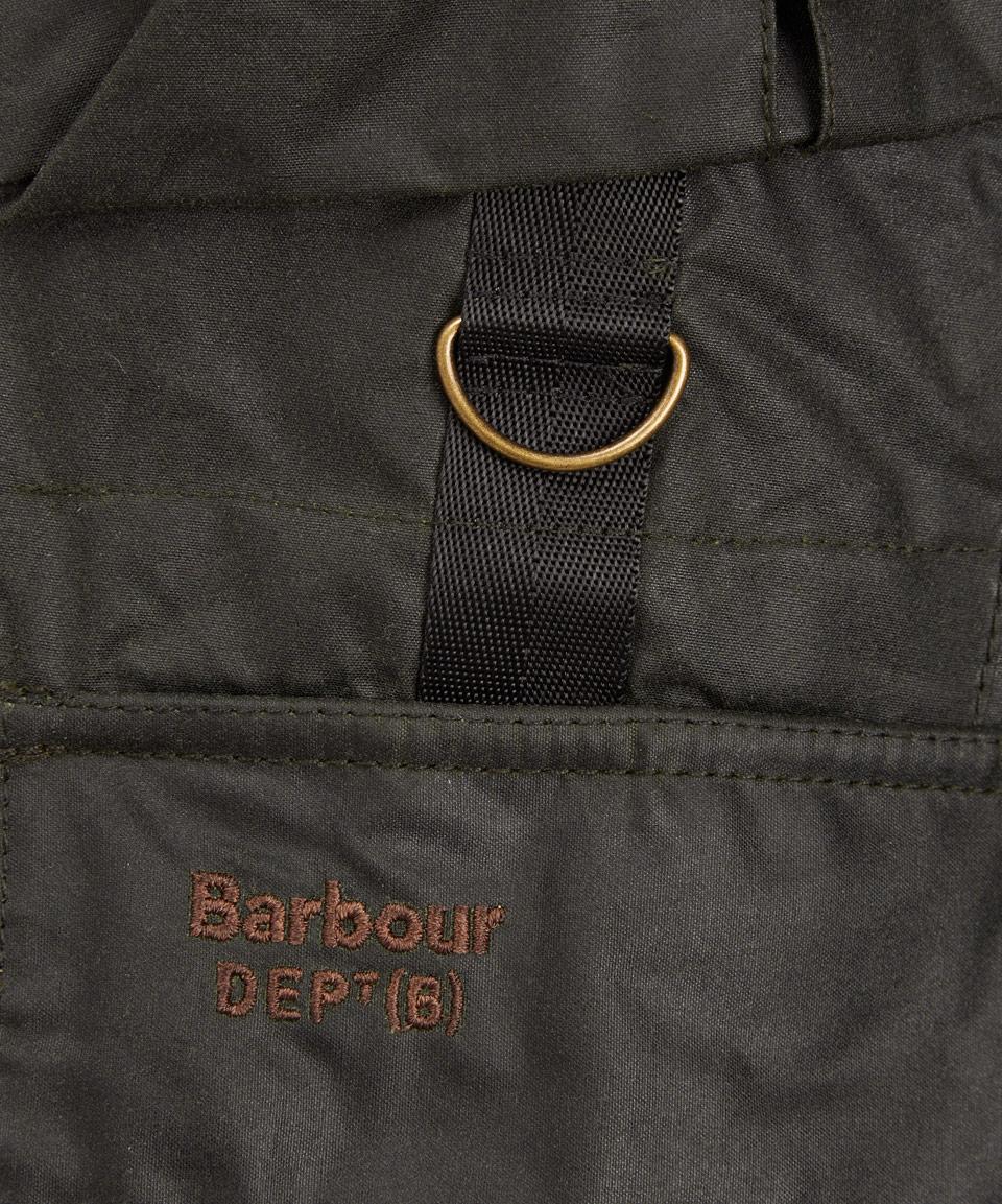 Lyst Barbour Brown Dept B Field Jacket In Brown For Men