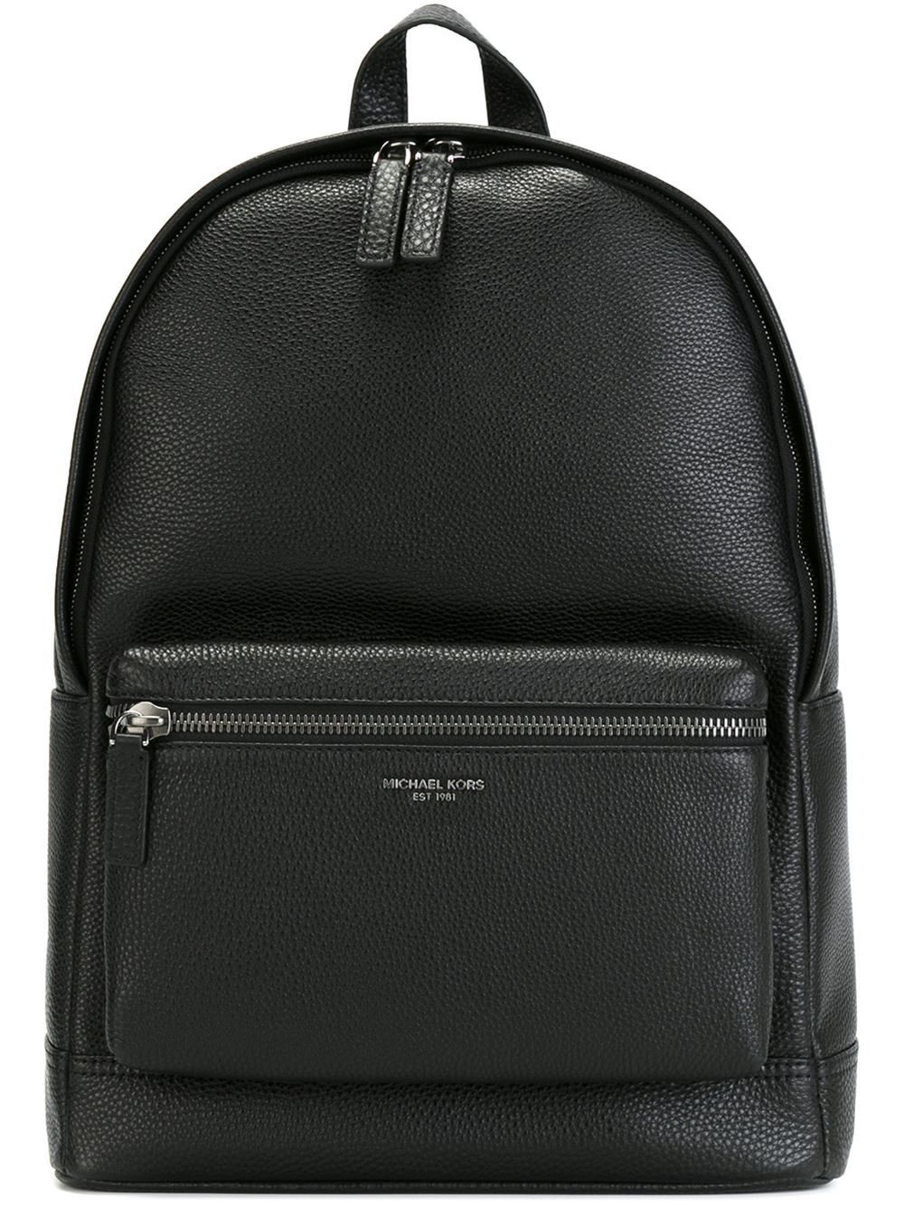 Michael Kors Bryant Backpack In Black For Men Lyst