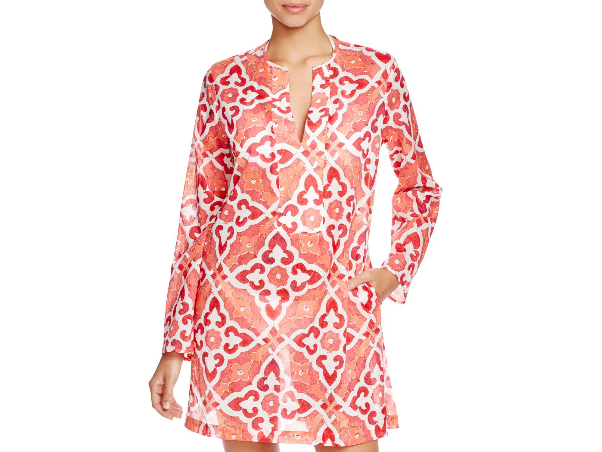e4d372033048ce echo-fuschia-flower-tropic-medallion-tunic-swim-cover-up-pink-product-0-591985331-normal.jpeg