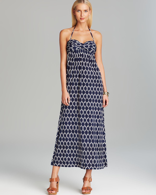 Navy Maxi Dresses