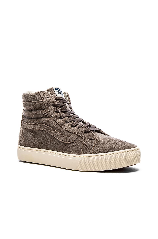 4ee2cdf78c Lyst - Vans California Sk8 Hi Sneakers in Gray for Men