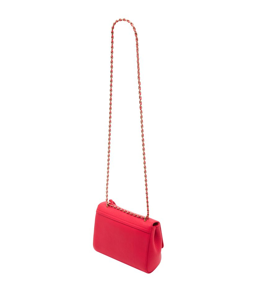 3ae8d78d8a7a ... get mulberry small lily glossy goat bag in red lyst 001ed 9e9e0