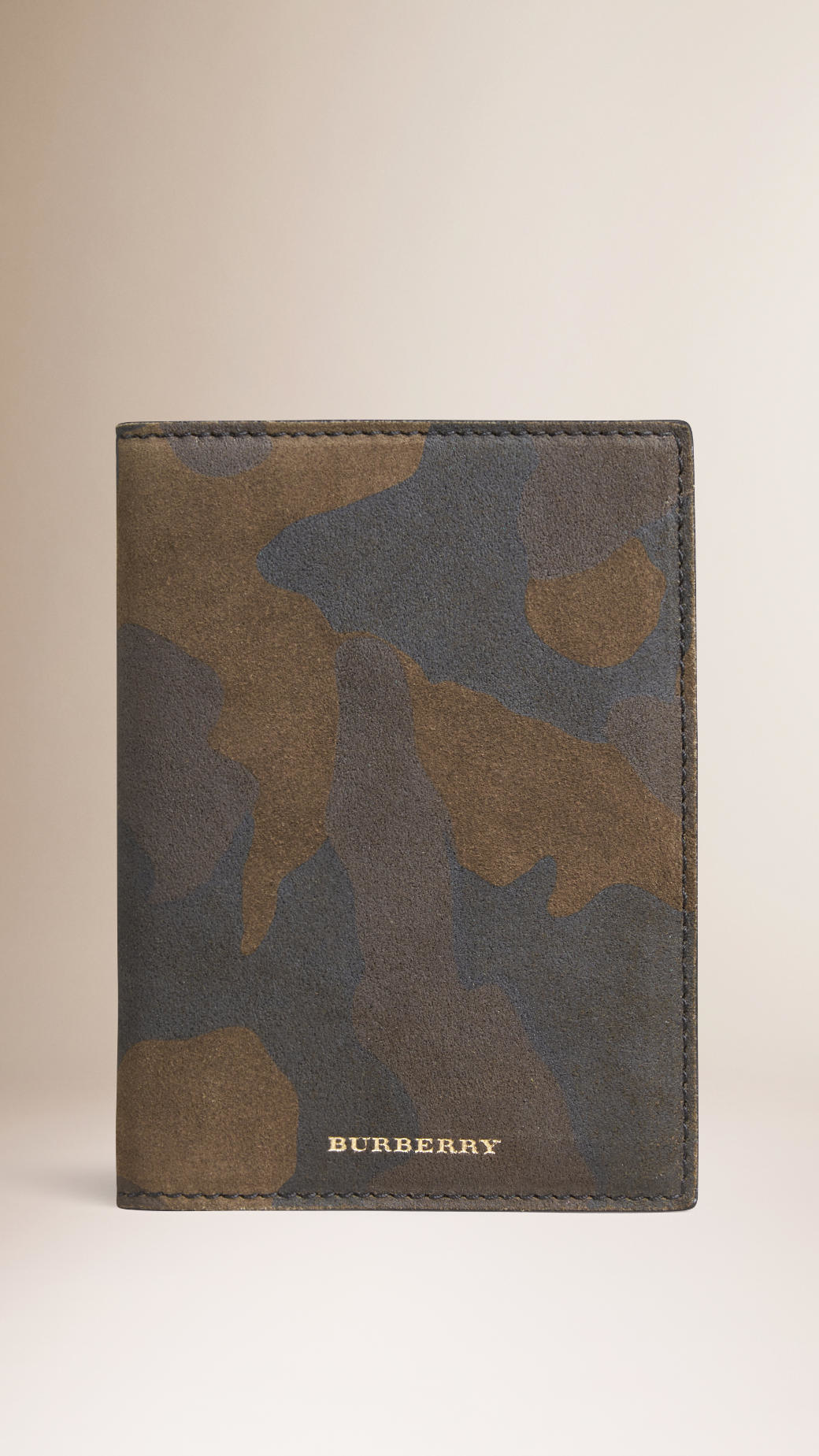Burberry Camouflage Card Holder