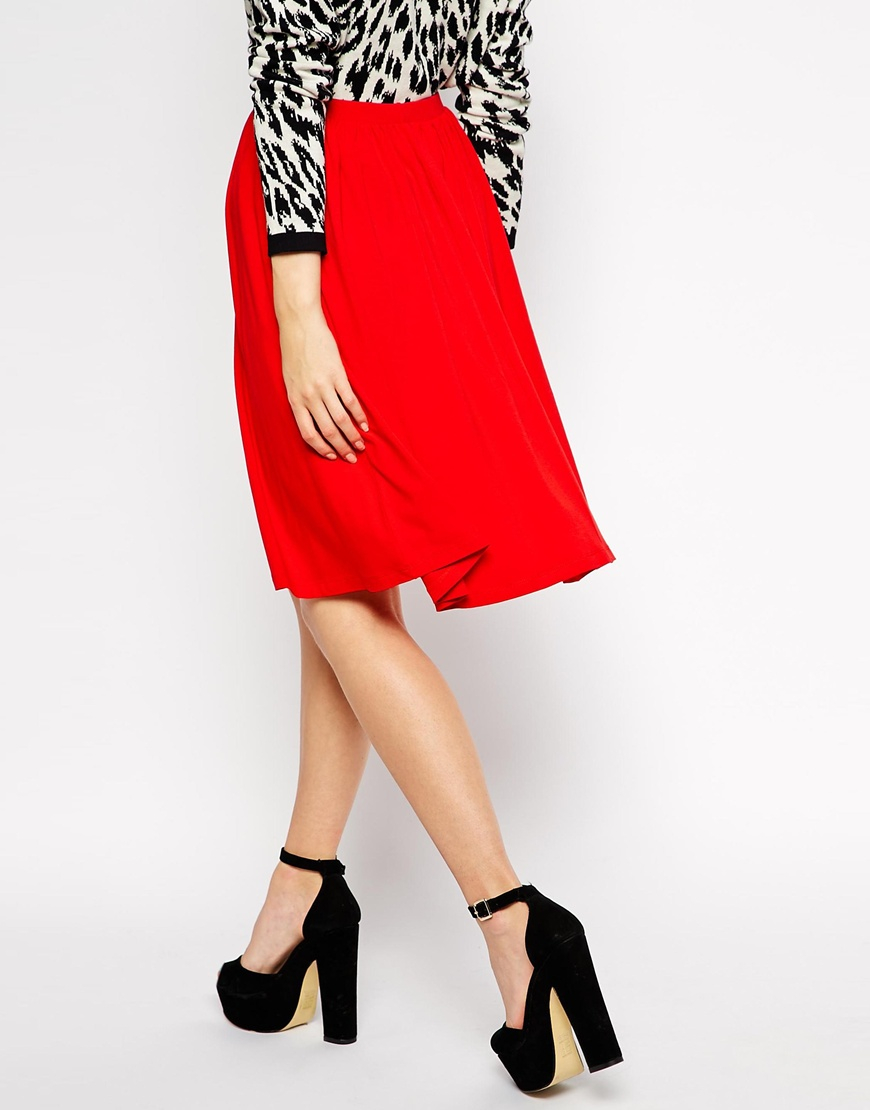Midi Skirt You are sure to get some attention in these Closet London's midi skirts. Featuring gorgeous prints and comfortable fabric, all Closet skirts are comfortable .