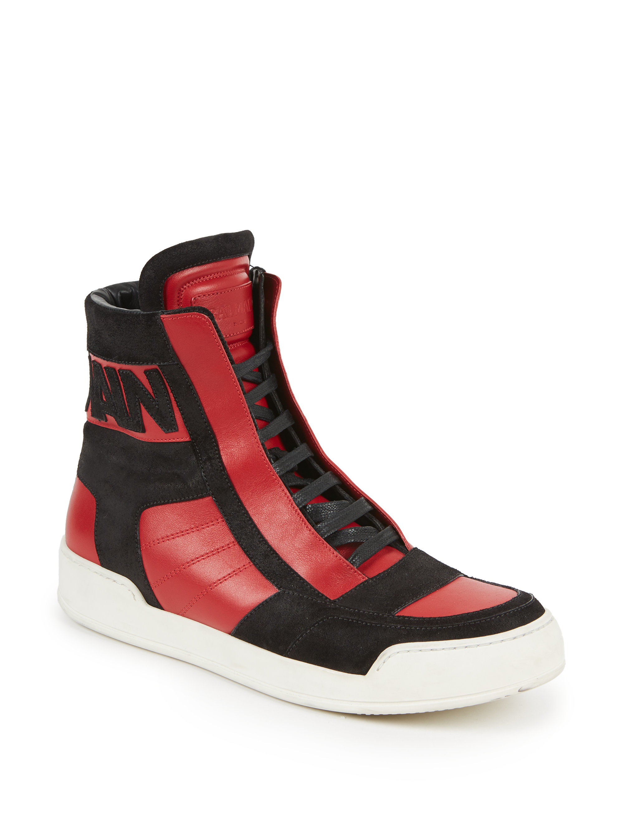 FOOTWEAR - High-tops & sneakers Balmain jB8l8c927