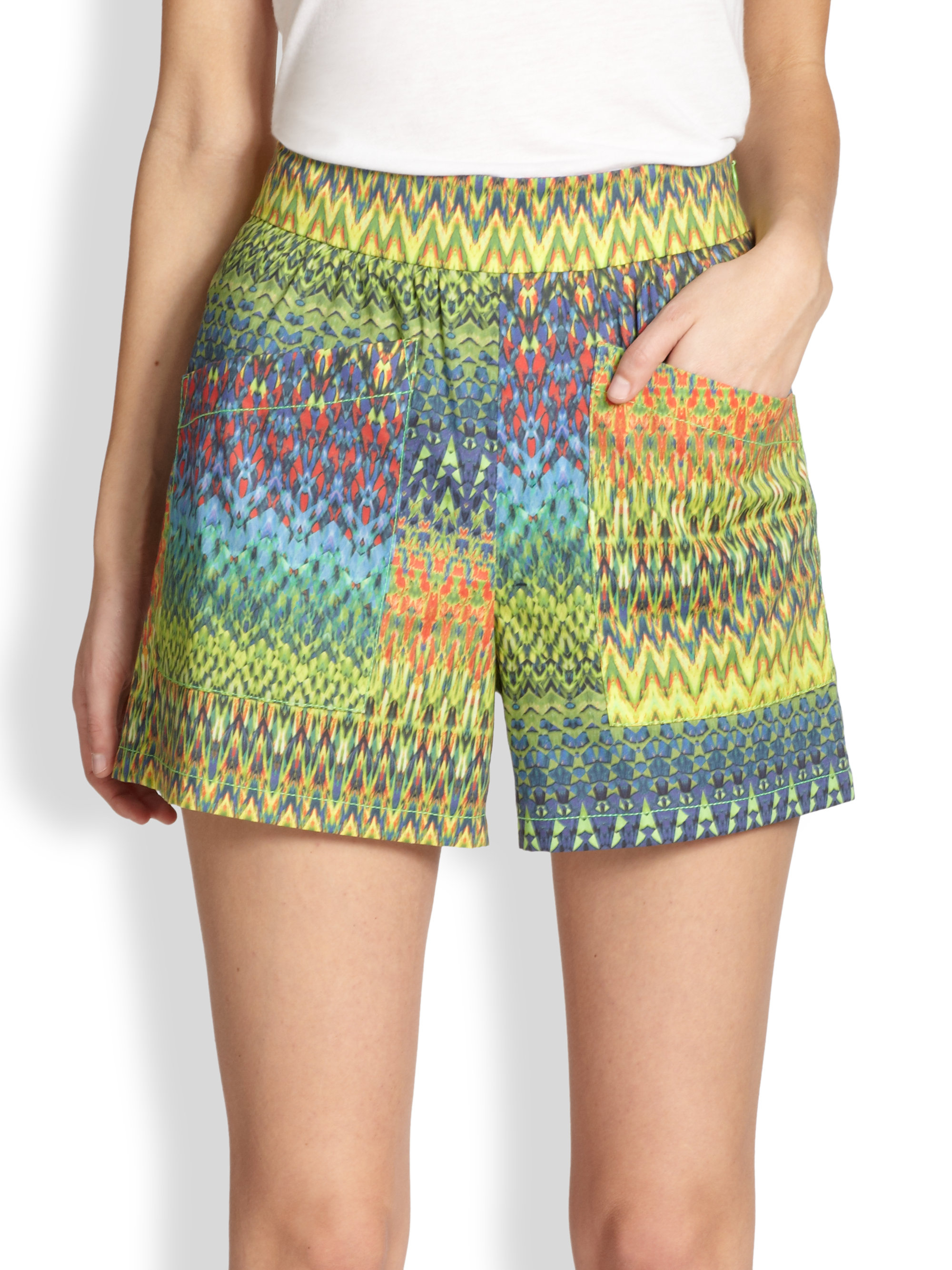 fantasy knit shorts - Black M Missoni Fake Sale Online Visit For Sale Amazing Price Online 4i8oC