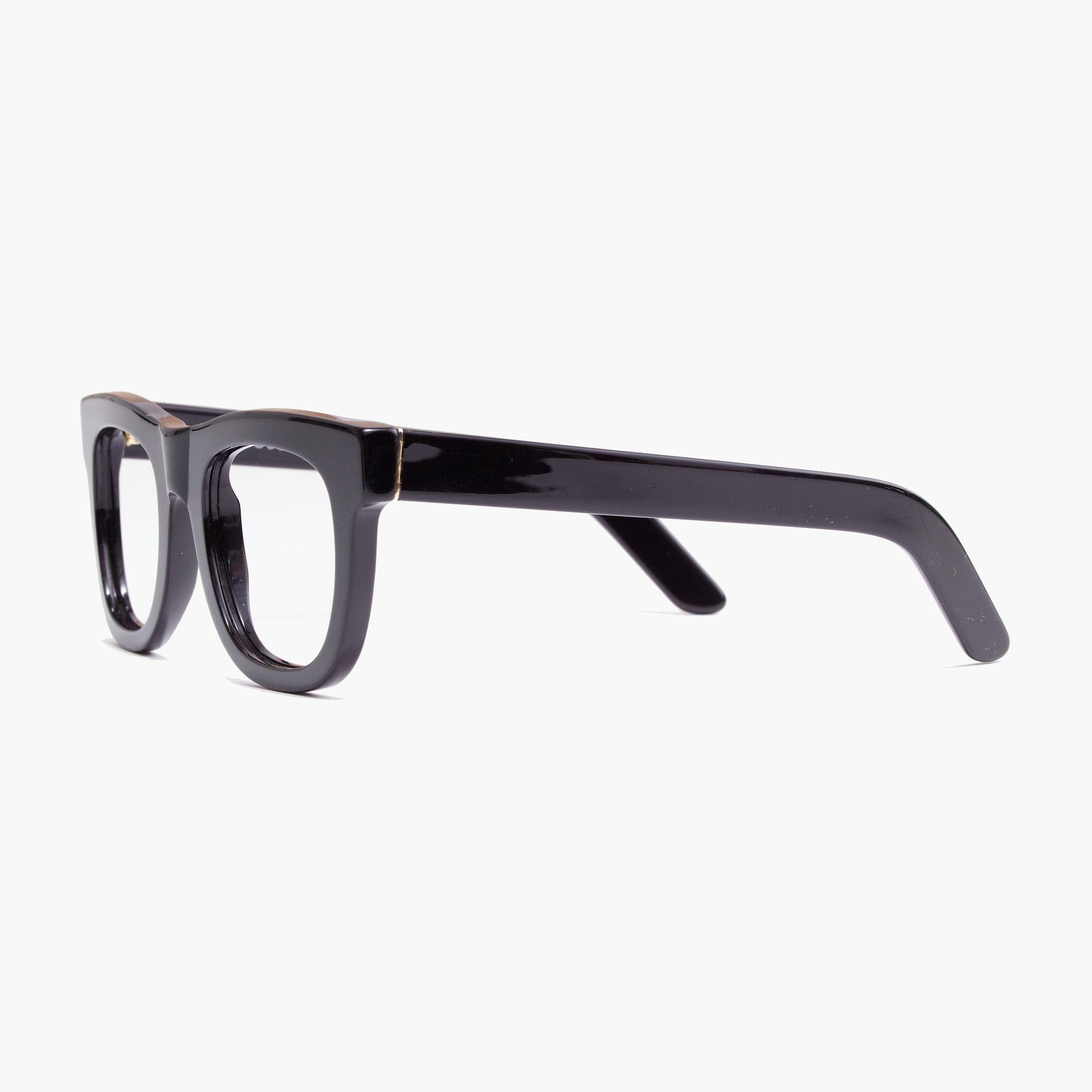 madewell ciccio eyeglasses in black lyst
