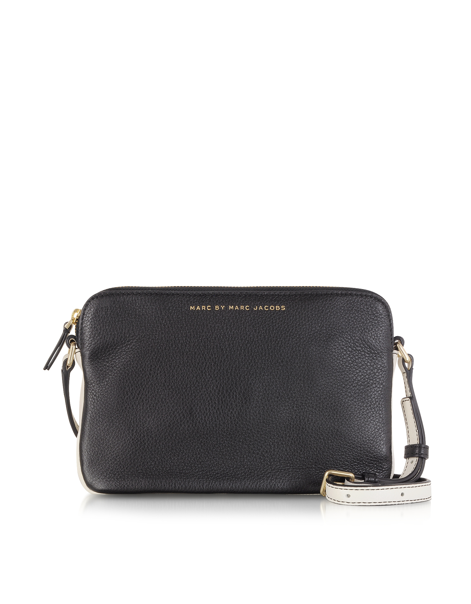 31f261eda3c Marc By Marc Jacobs Sophisticato Dani Leather Crossbody Bag in Black ...