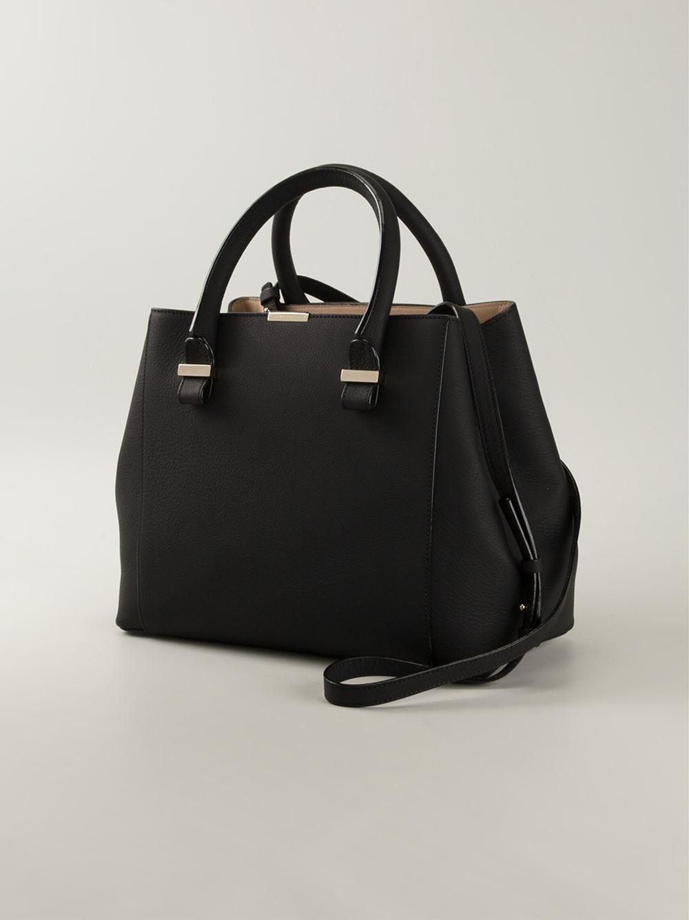 Victoria beckham 'quincy' Tote Bag in Black
