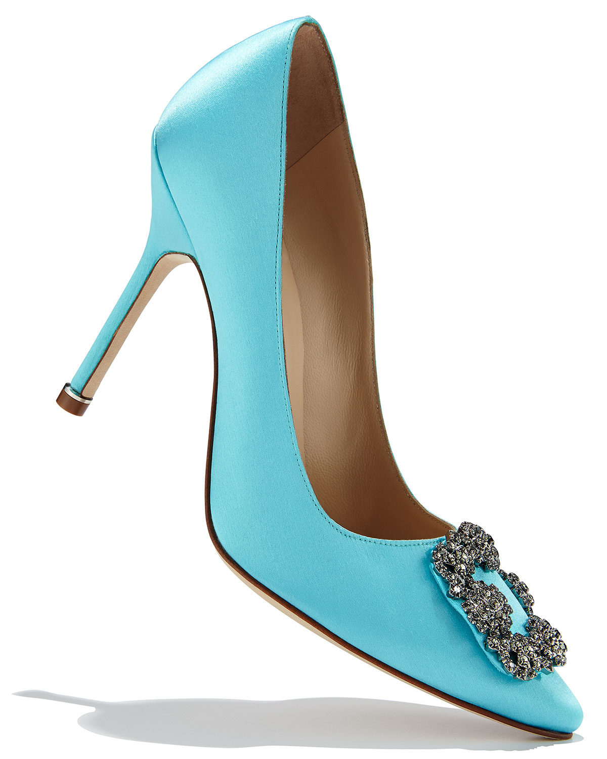60a4abb69182 Gallery. Previously sold at  Neiman Marcus · Women s Manolo Blahnik Hangisi  ...