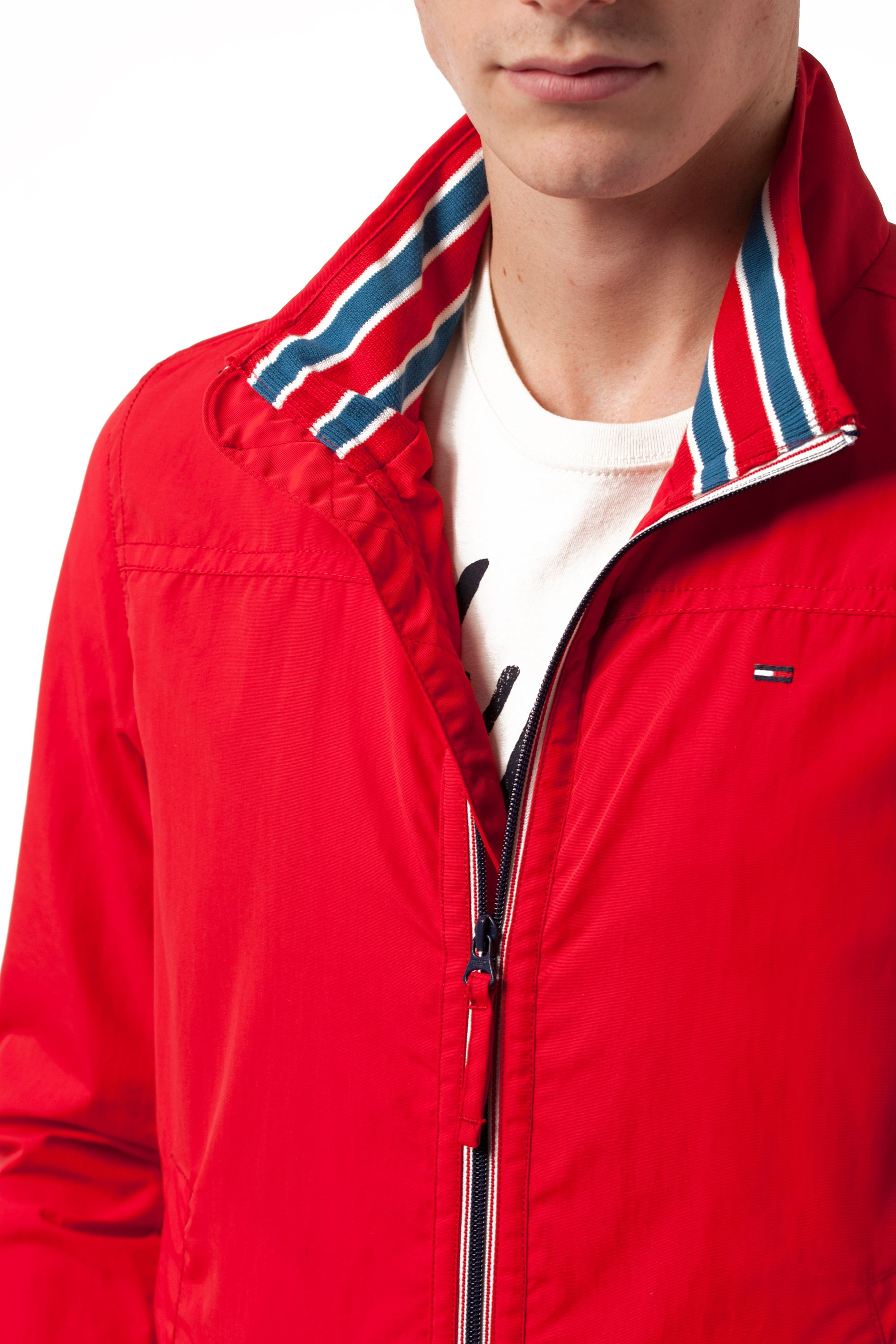 cheap tommy hilfiger red jacket – Maskbook