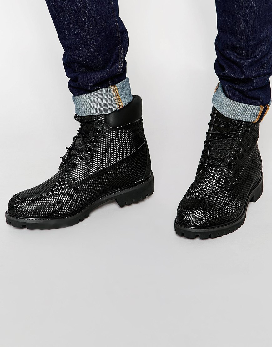 Lyst Timberland Icon Exo Grid Boots In Black For Men