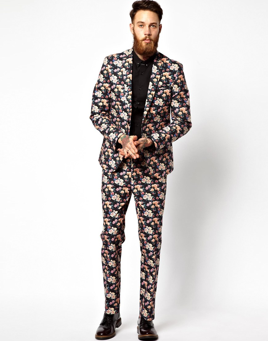 floral men Shop from the world's largest selection and best deals for floral ties for men shop with confidence on ebay.
