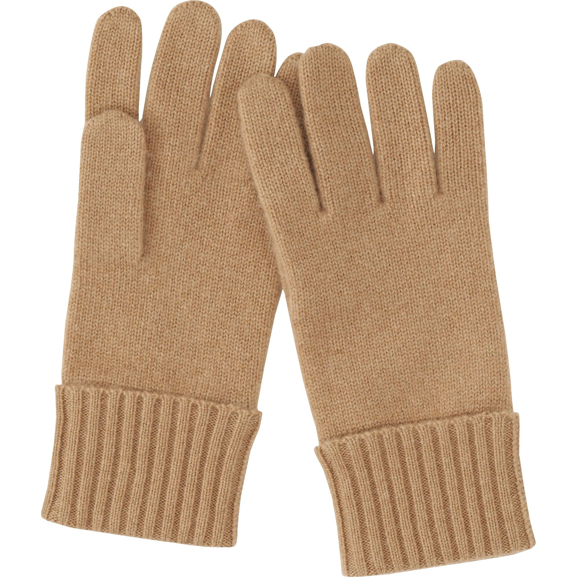 Knitting Pattern Cashmere Gloves : Uniqlo Cashmere Knit Gloves in Brown for Men Lyst