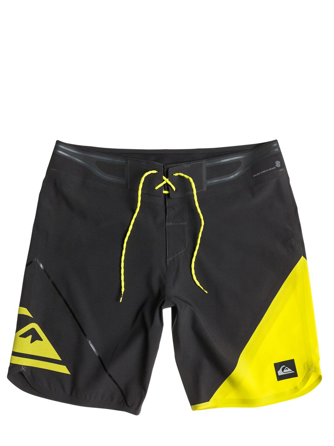 Lyst Quiksilver 19 Quot Ag47 New Wave Bonded Boardshorts In