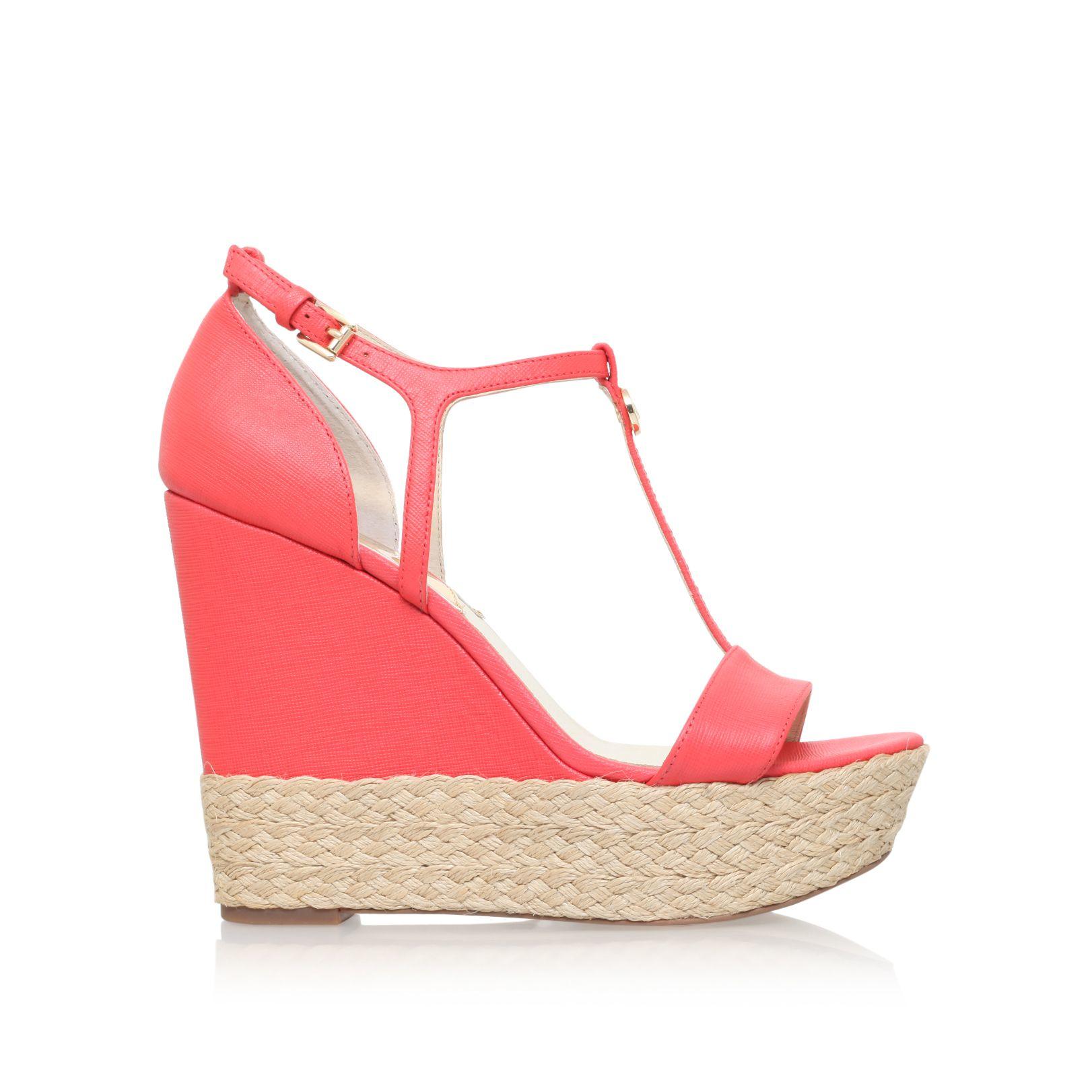 Salmon Pink High Heels