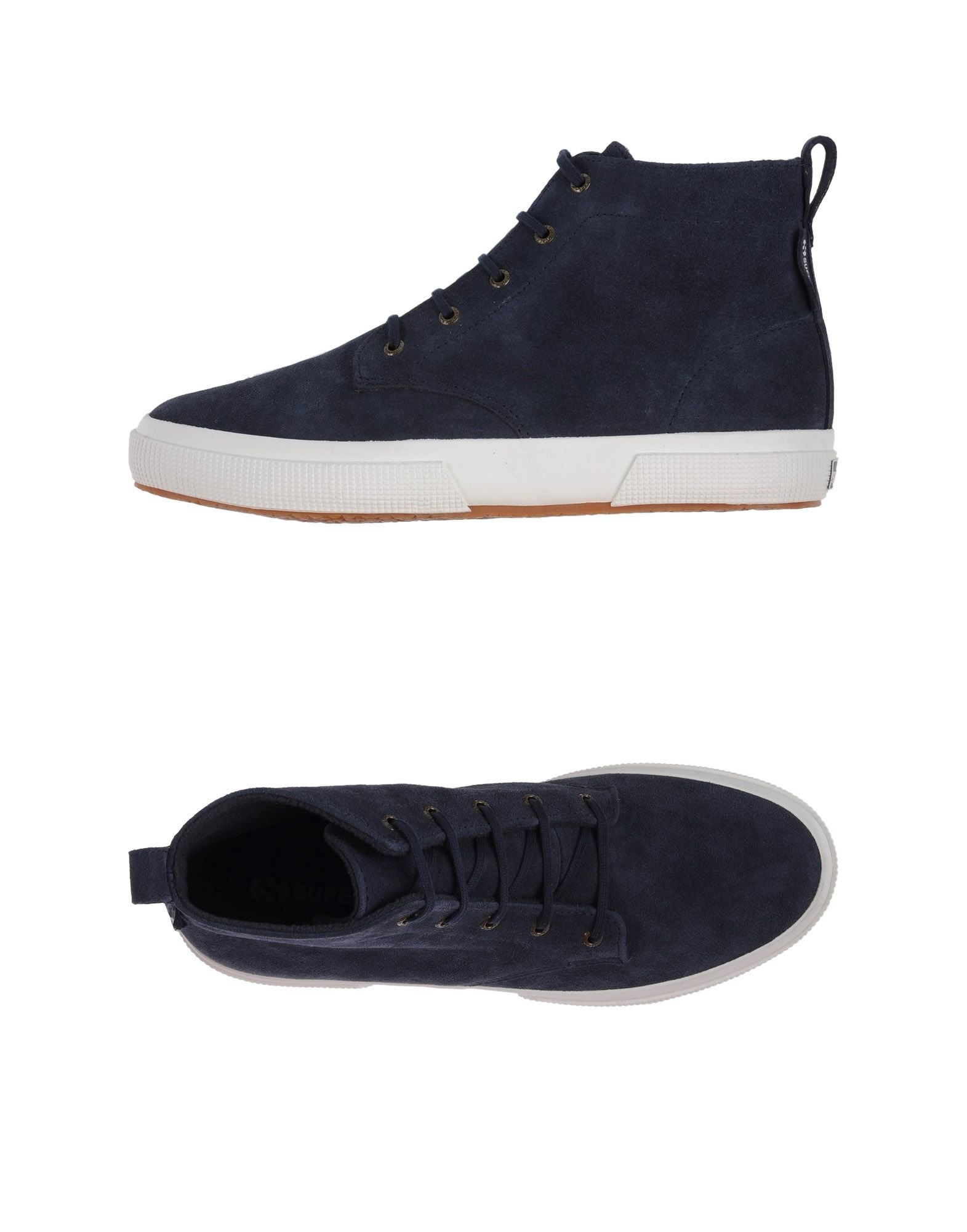 High Top Suede Dress Shoes