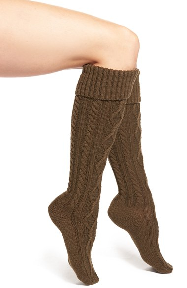 153c7147578 Gallery. Previously sold at  Nordstrom · Women s Knee High Socks
