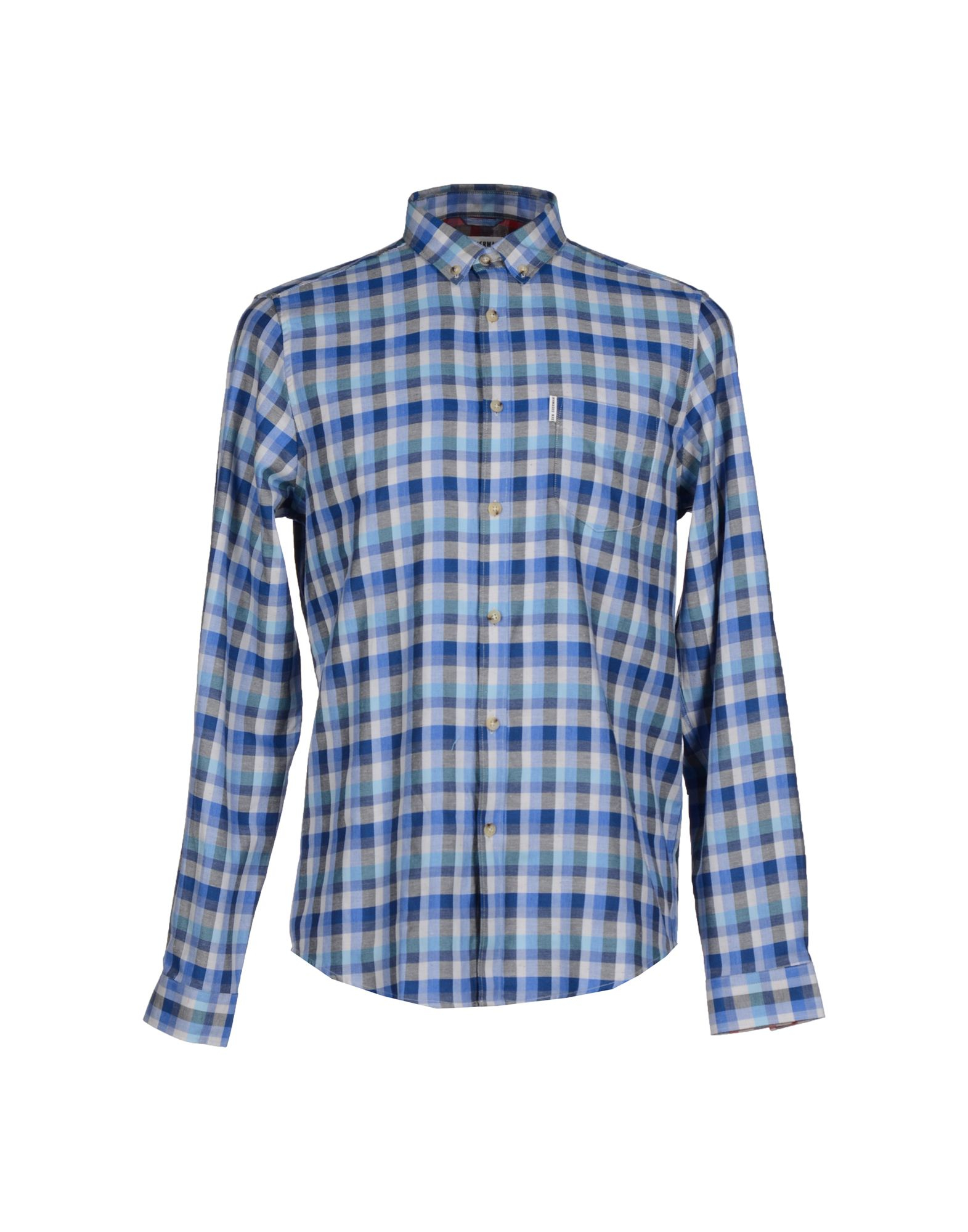 Ben Sherman | Blue Shirt for Men | Lyst