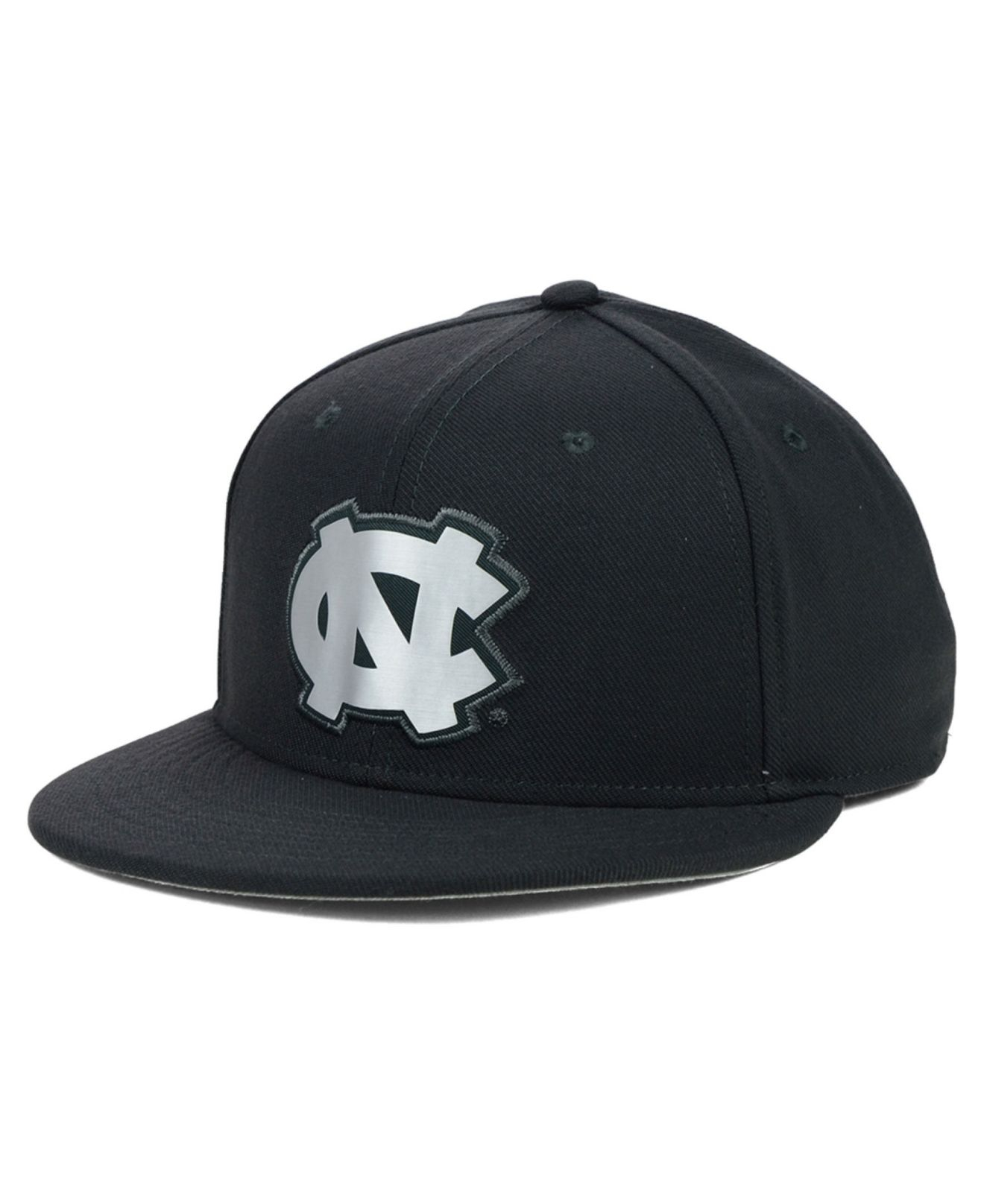 100% authentic d22df 8af52 ... best price lyst nike north carolina tar heels true platinum swooshflex  cap in 1c06a a6702