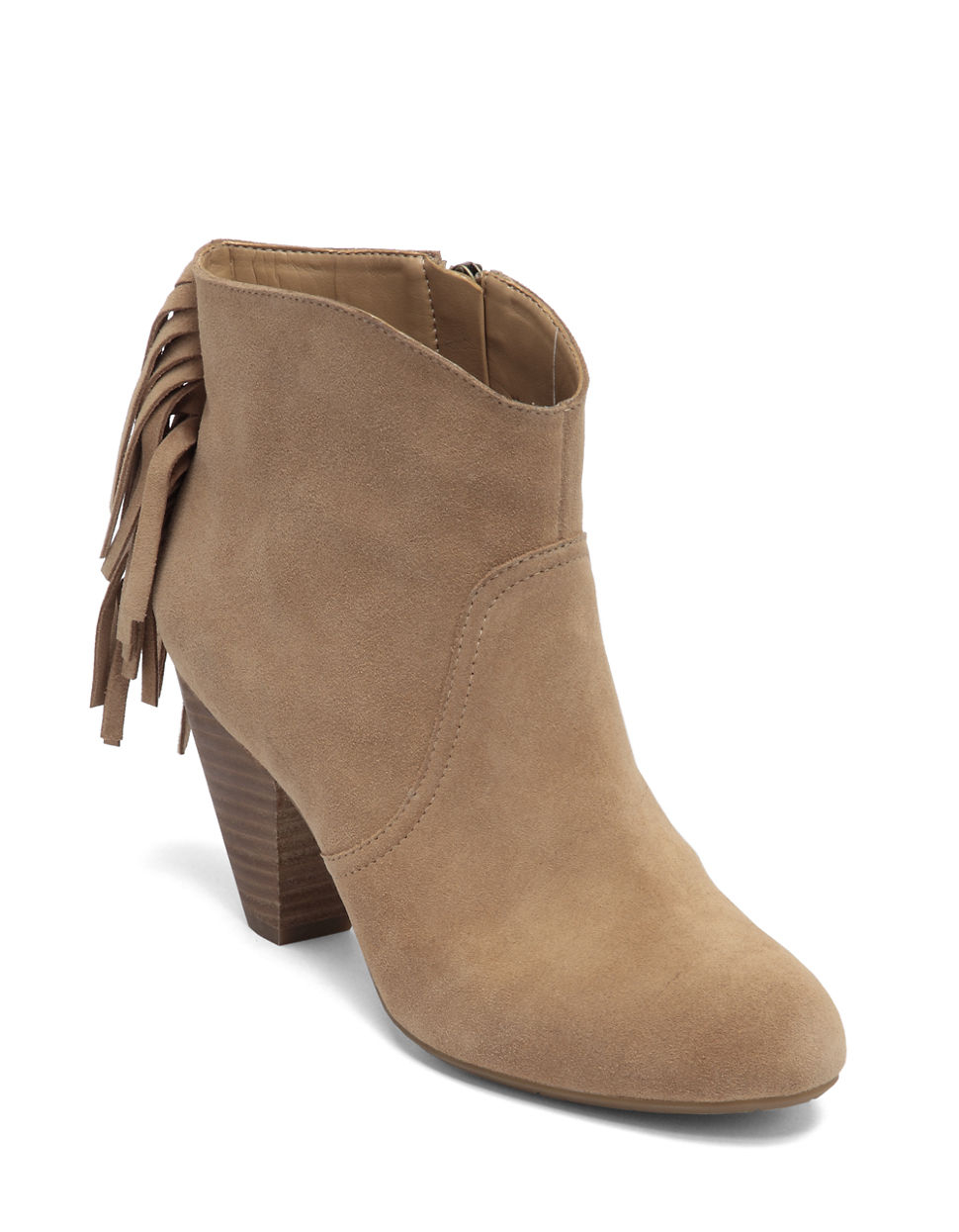 octave 2 suede leather ankle boots in