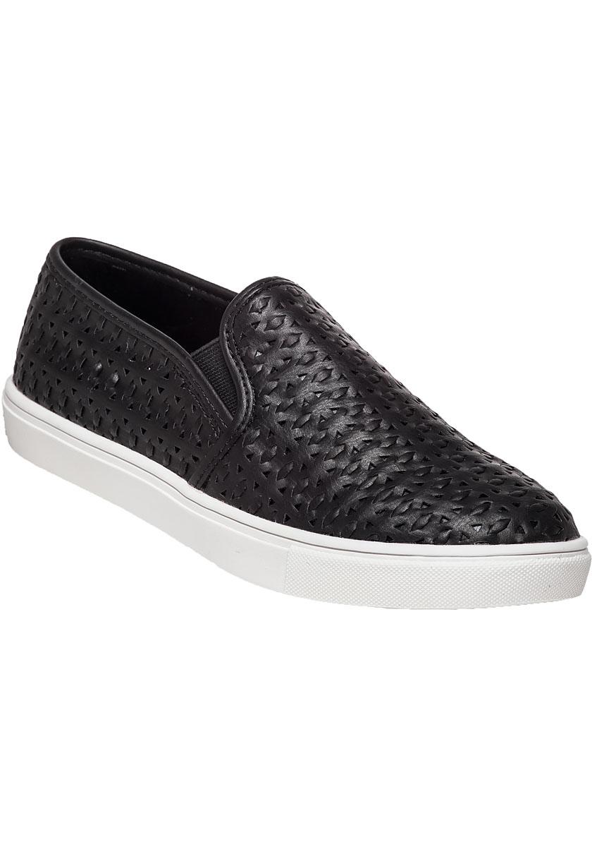 bb3ab4eec5c Lyst - Steve Madden Excel Slip-On Sneakers in Black for Men