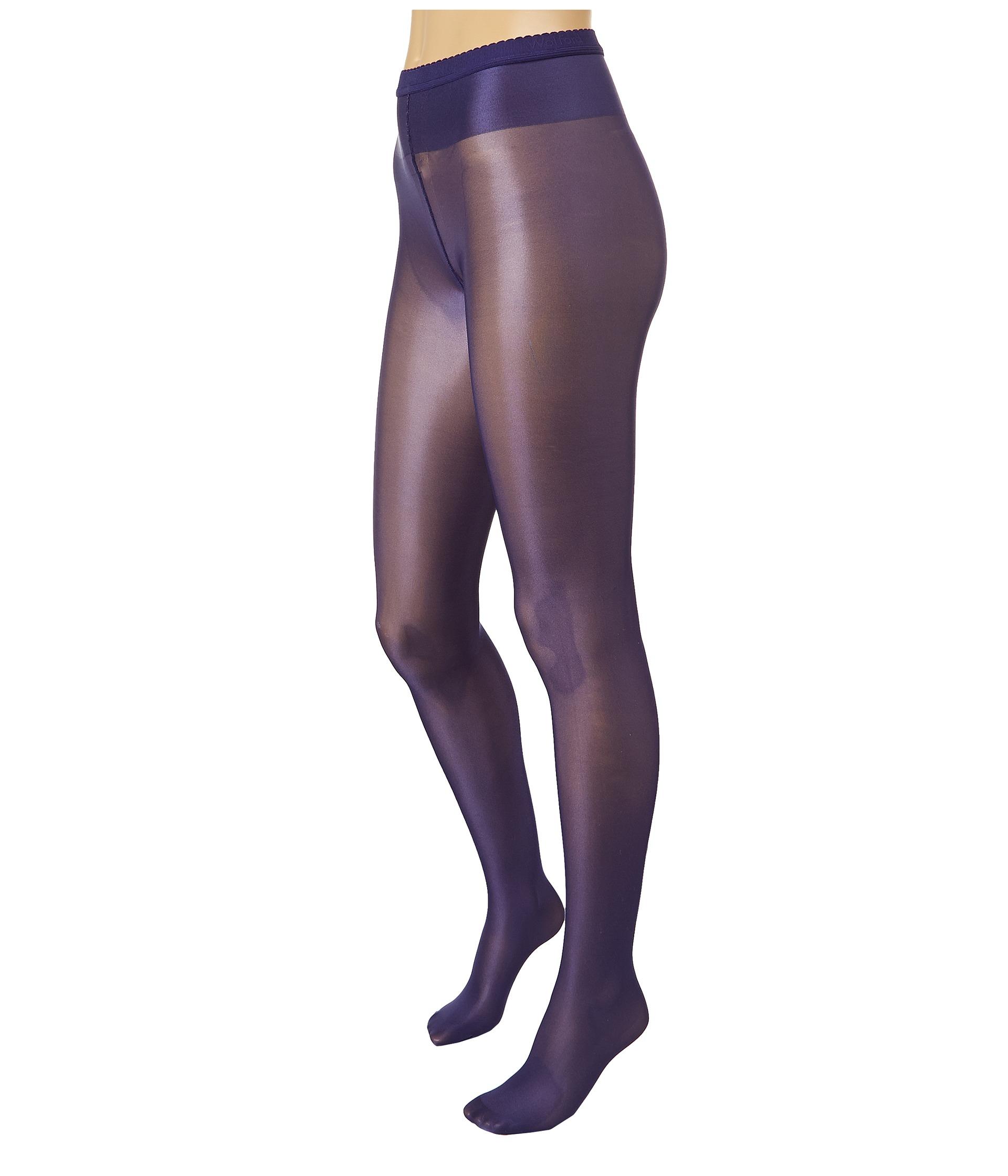 fb88d611b73 Wolford Neon 40 Tights in Purple - Lyst