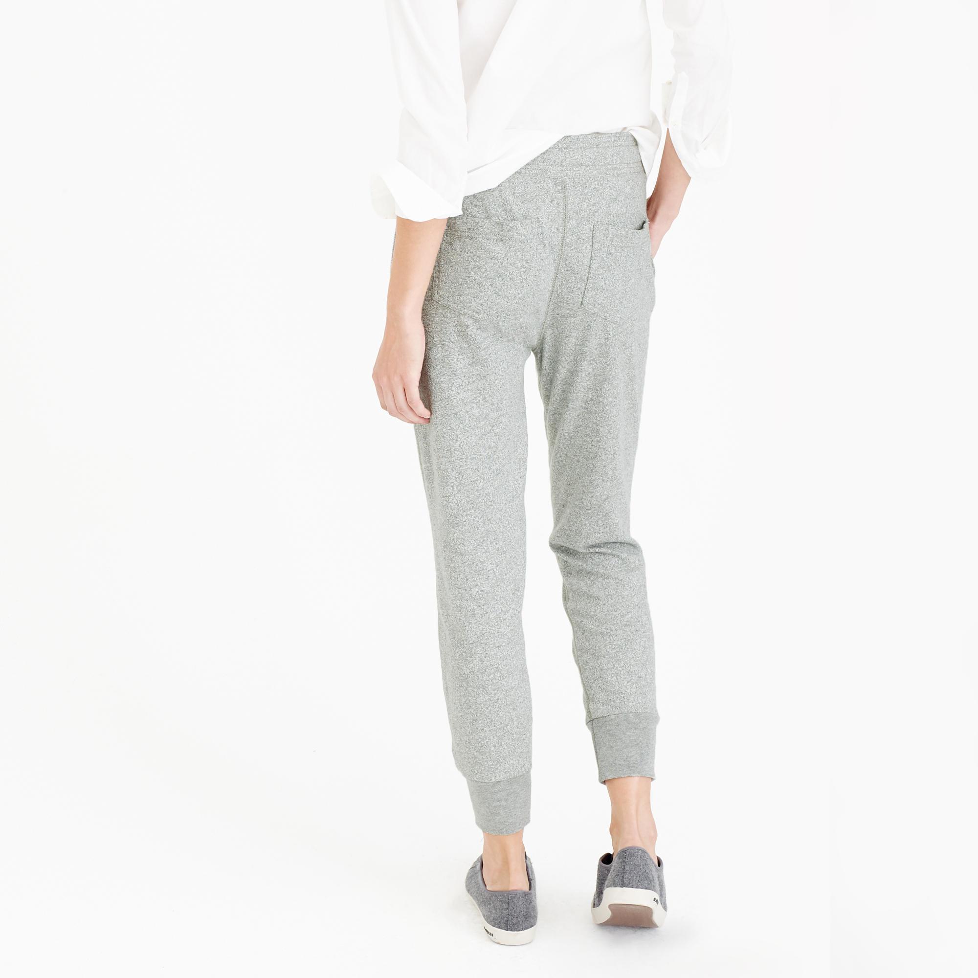 Skinny trouser sweatpant - J.Crew