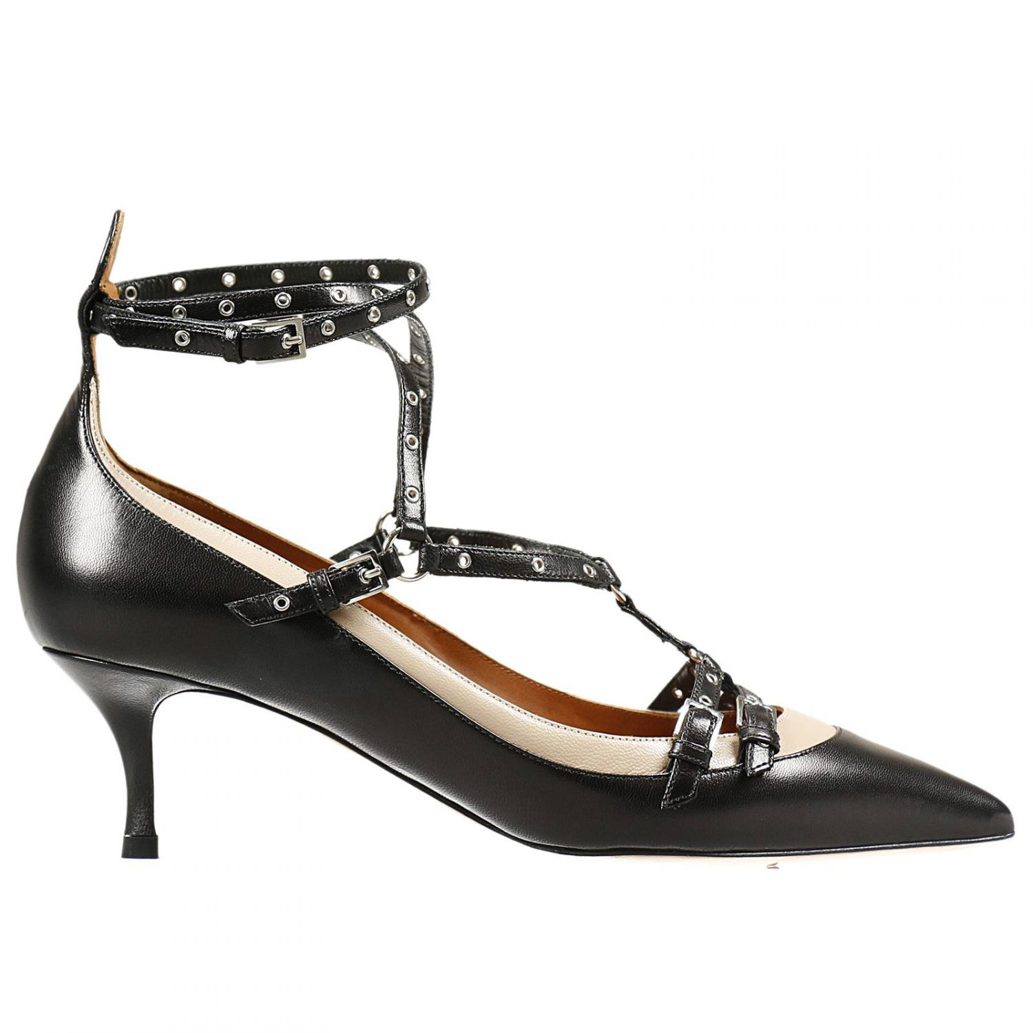Lyst - Valentino Heels Woman in Black
