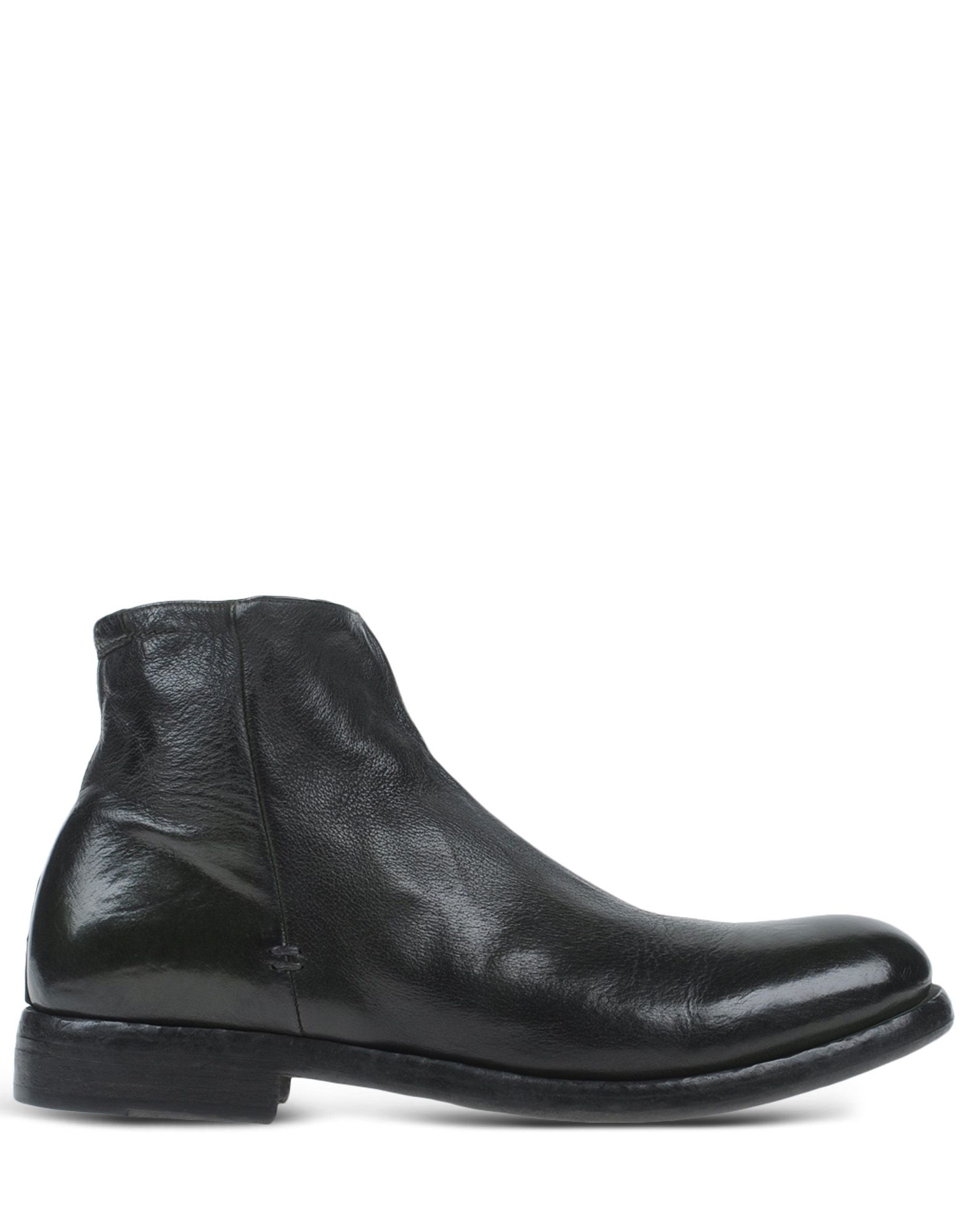 ndc ankle boots in green for green lyst