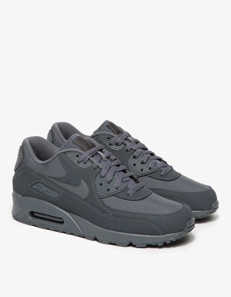 Nike Air Max 90 Essential in Gray for Men | Lyst