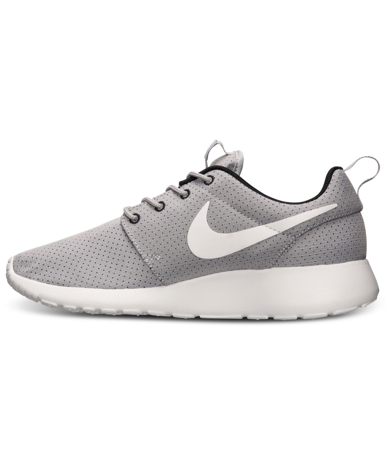 Lyst - Nike Women'S Roshe Run Casual Sneakers From Finish ...