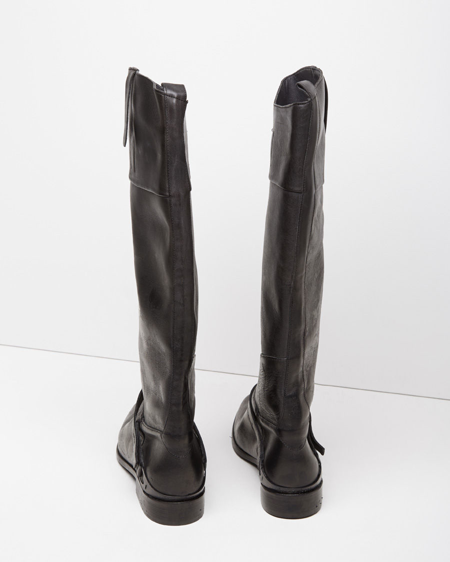 tall boots - Black Golden Goose Cheap Sale Finishline QotLoCgE