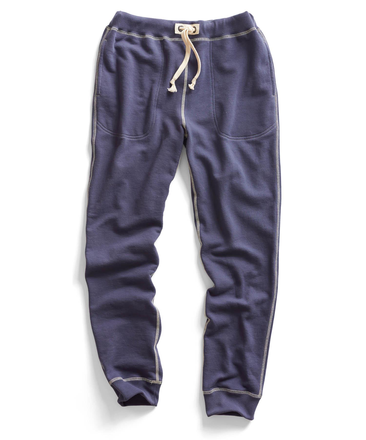 Warm Up Sweatpants In Mast Blue