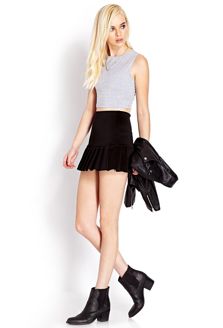 Flirty Mini Skirt 115