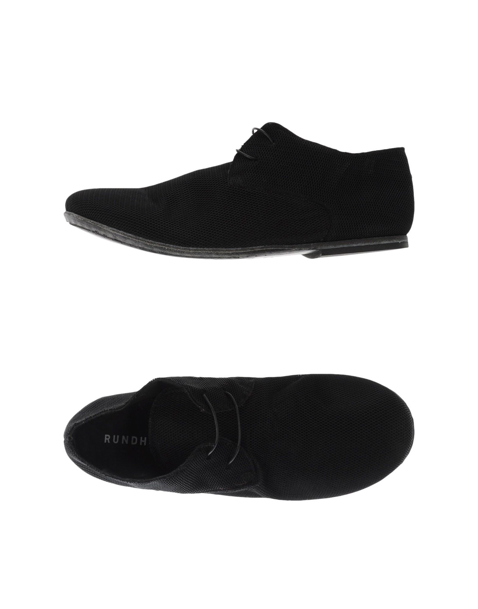 Lyst - Rundholz Lace-up Shoes in Black