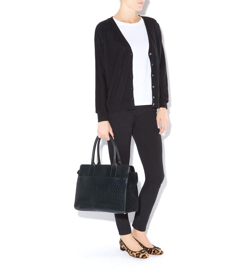 Hobbs Finsbury Bag in Black
