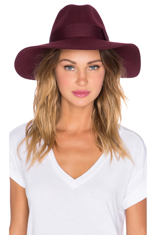 5197e6033fa1c ... amazon lyst brixton piper hat in red e4783 6a6ab