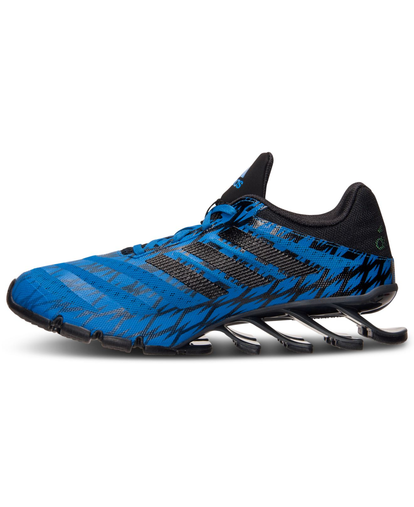 wholesale dealer eaac8 e4a0a adidas springblade ignite blue black