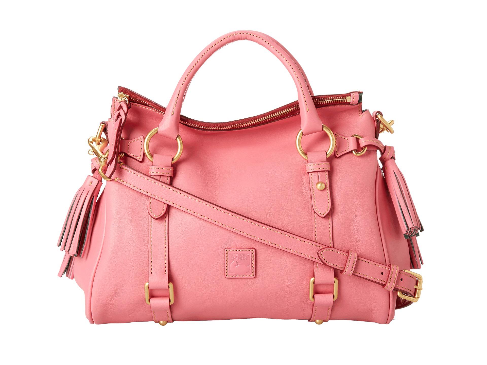 Lyst - Dooney & Bourke Florentine Small Satchel in Pink