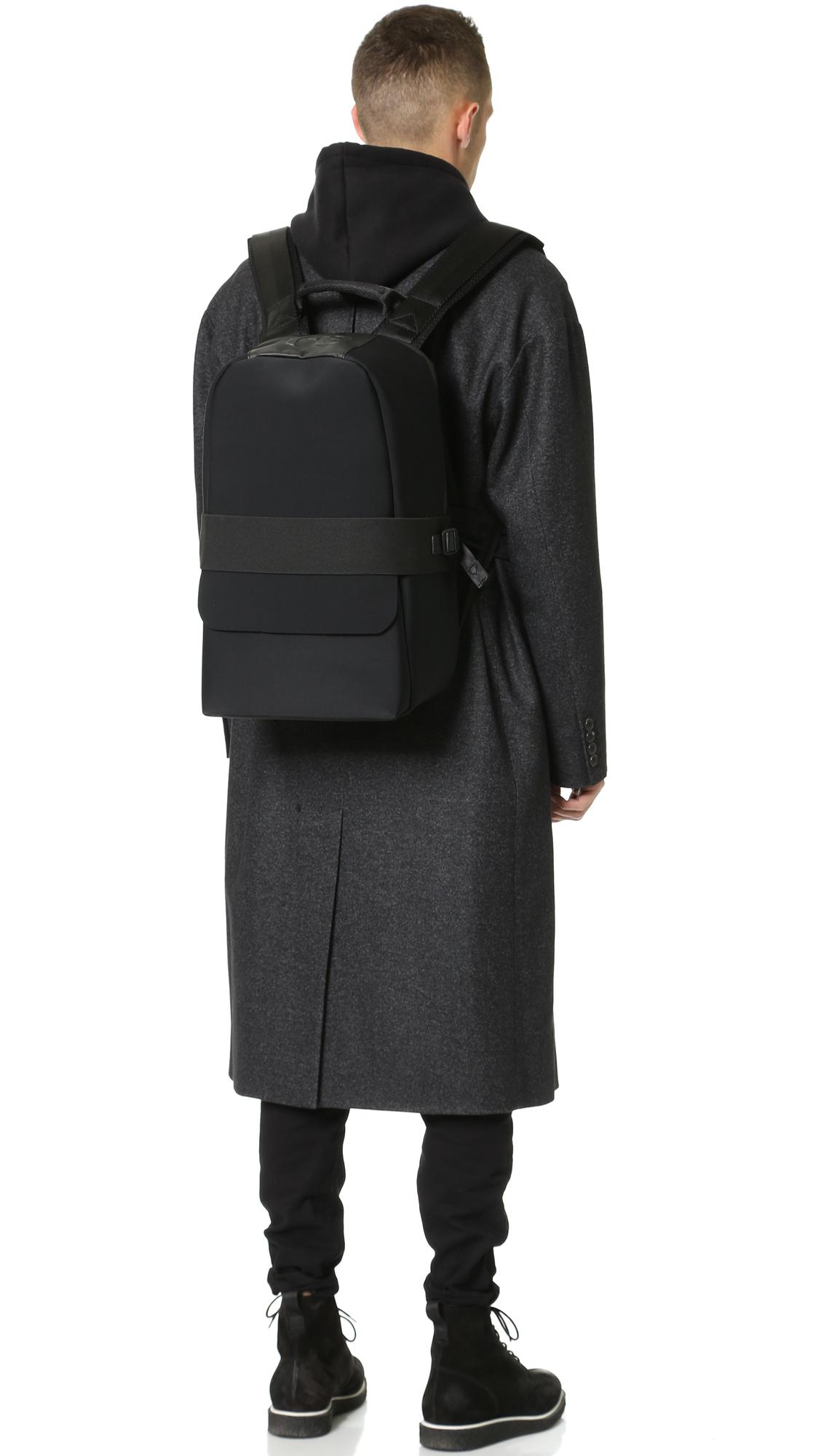 Lyst Y 3 Day Backpack In Black For Men