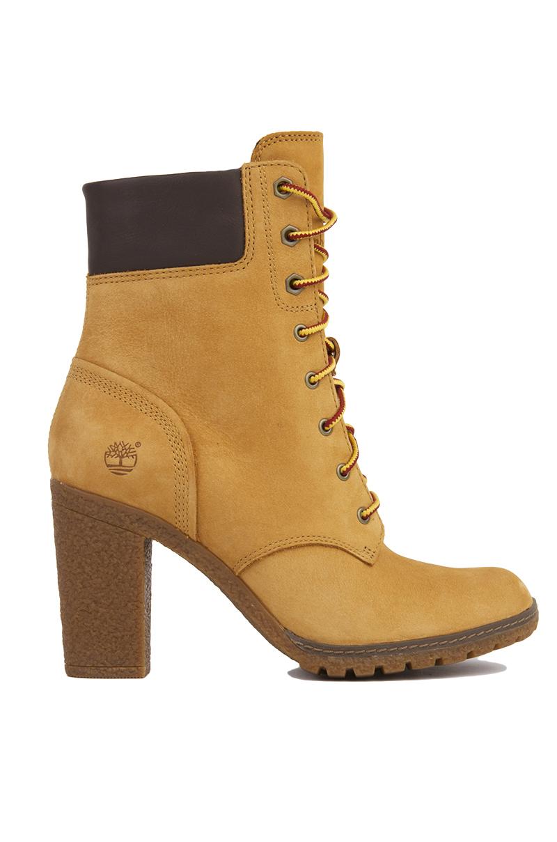Nubuck Boots Design