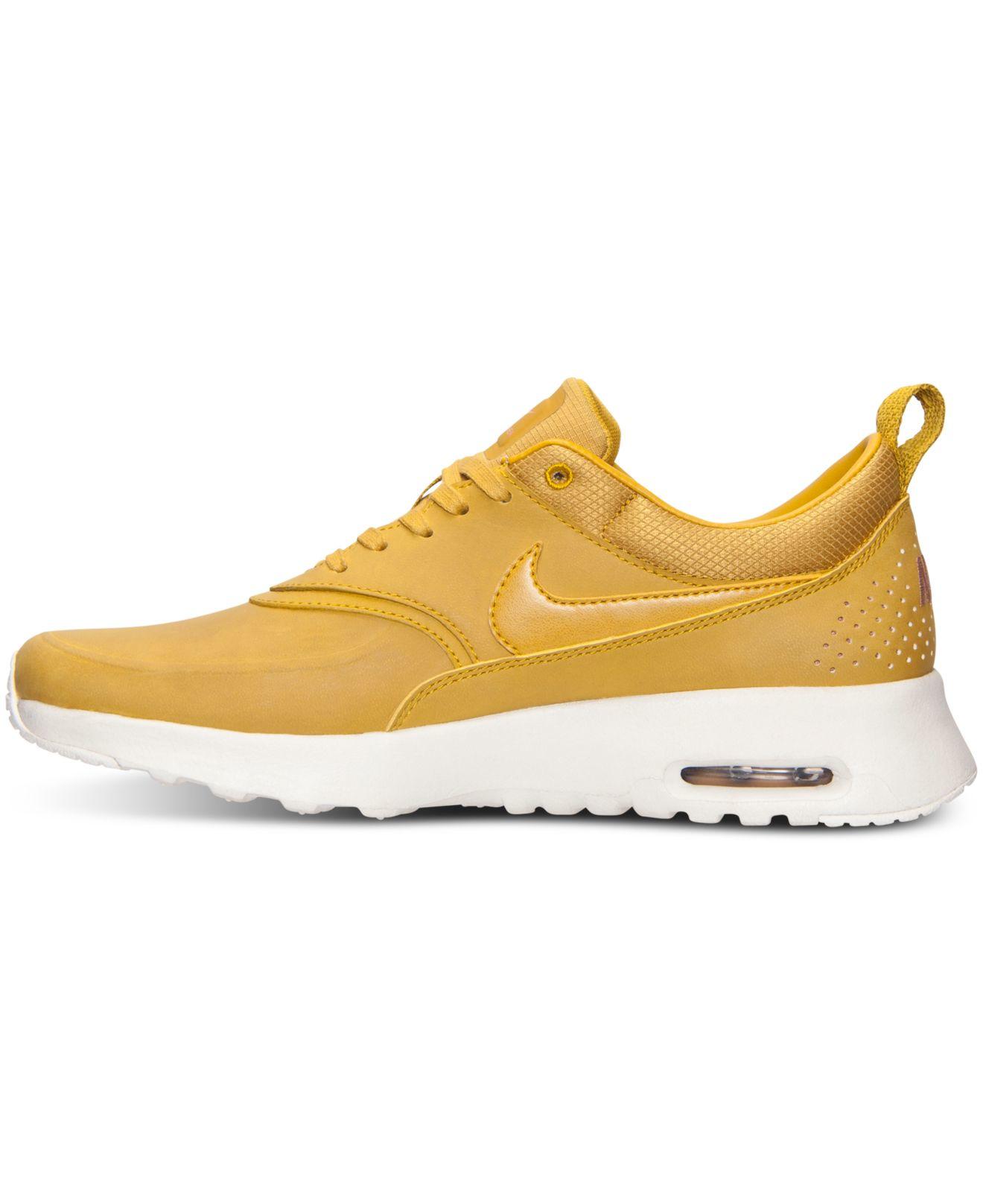 Nike Women's Air Max Thea Premium Running Sneakers from