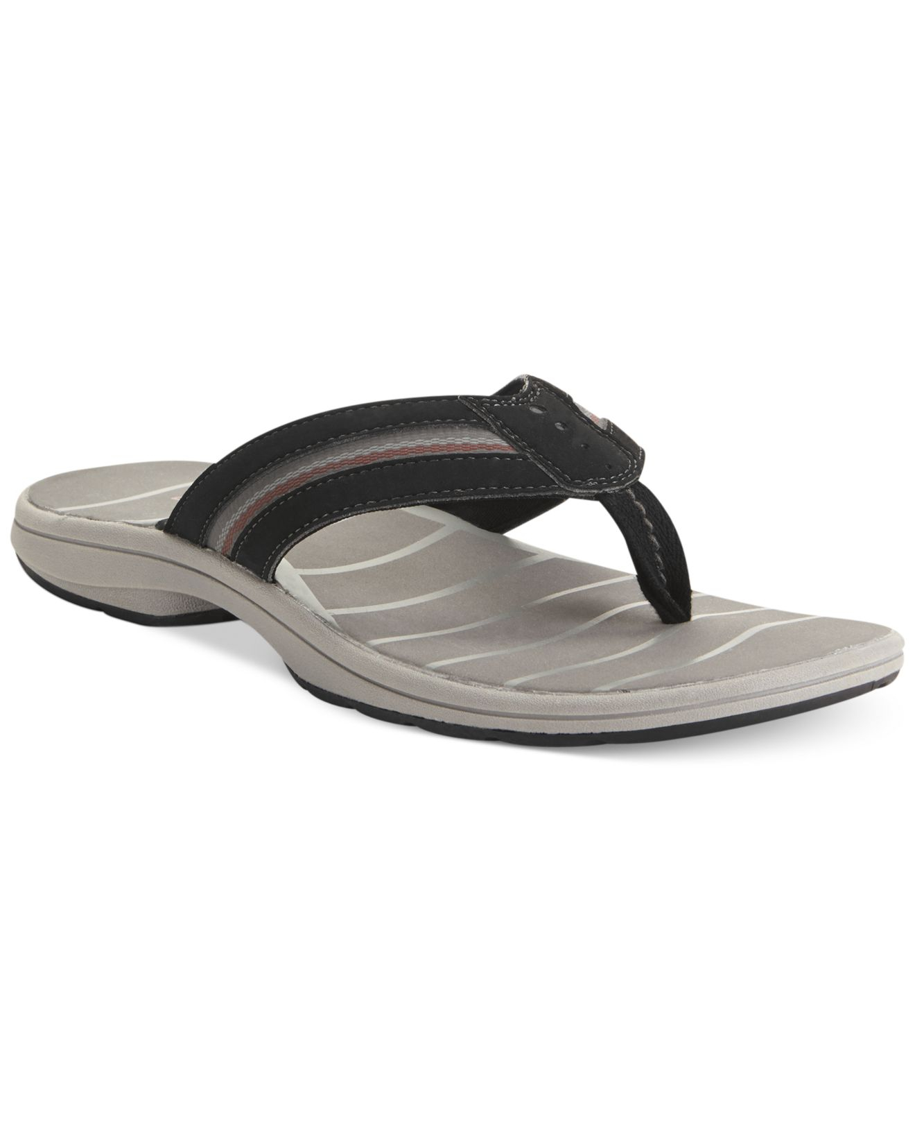 09ced57e54a3ab Lyst - Clarks Whelkie Beach Sandals in Black for Men