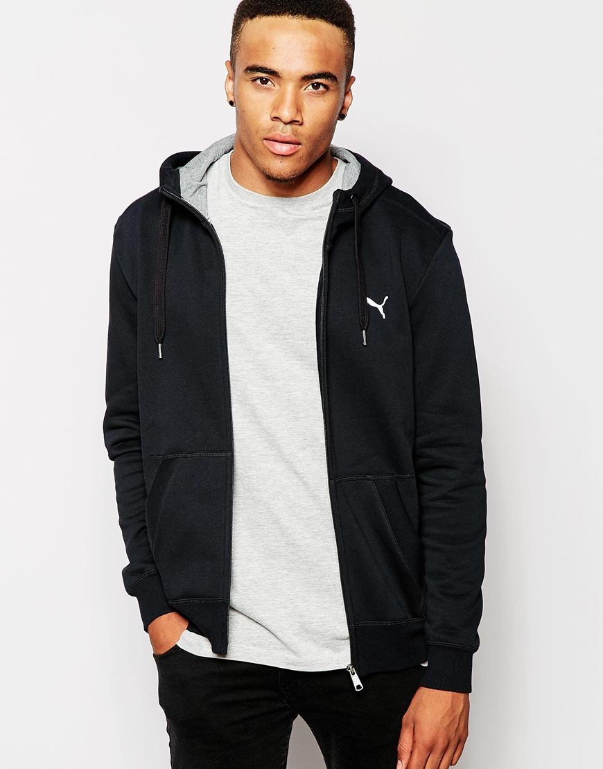 Cheap Low Price Cheap Sale Store Puma Zipped Sweatshirt Zo5fw