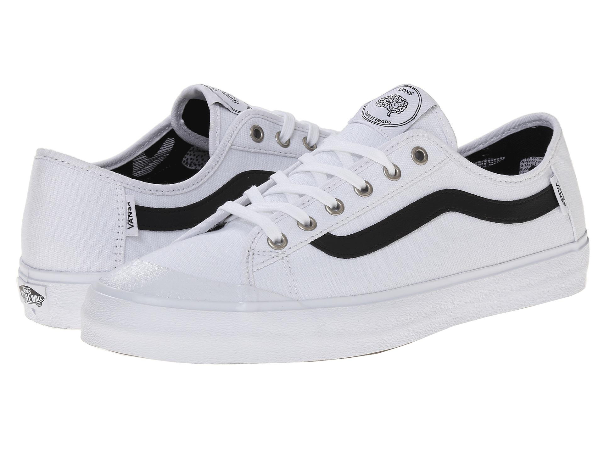 Lyst - Vans Black Ball Sf in White for Men 411033bab