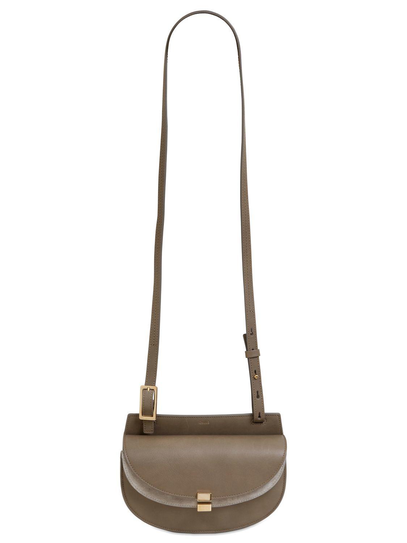 Chloe Grey Suede Mini Bracelet Bag Chloe Pink Handbag