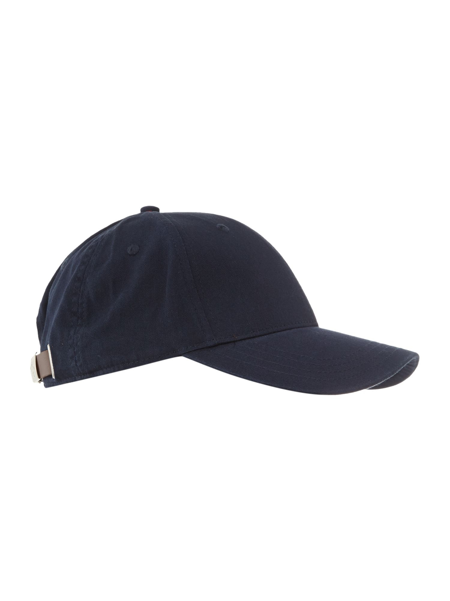 Original Penguin Adjustable Baseball Cap In Blue For Men